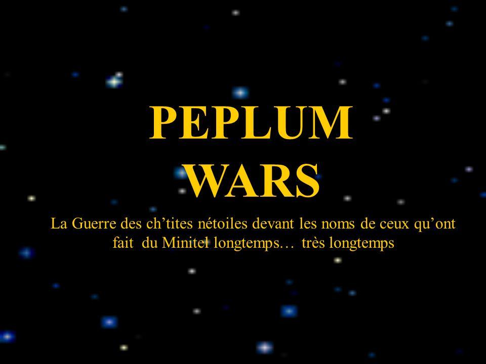 PEPLUM WARS
