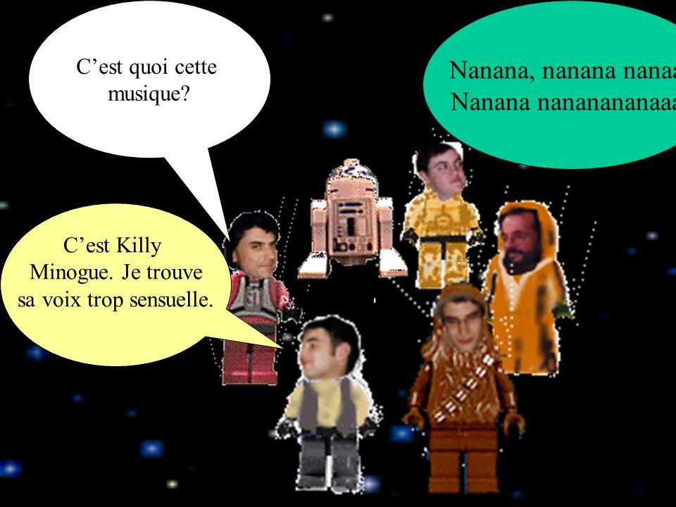 Nanana, nanana nanaaa Nanana nananananaaaa