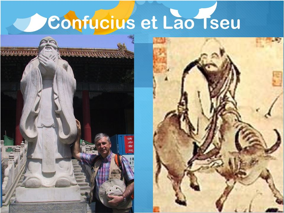 Confucius et Lao Tseu