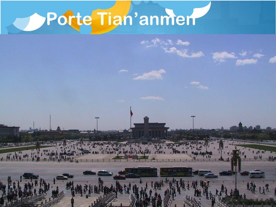 Porte Tiananmen