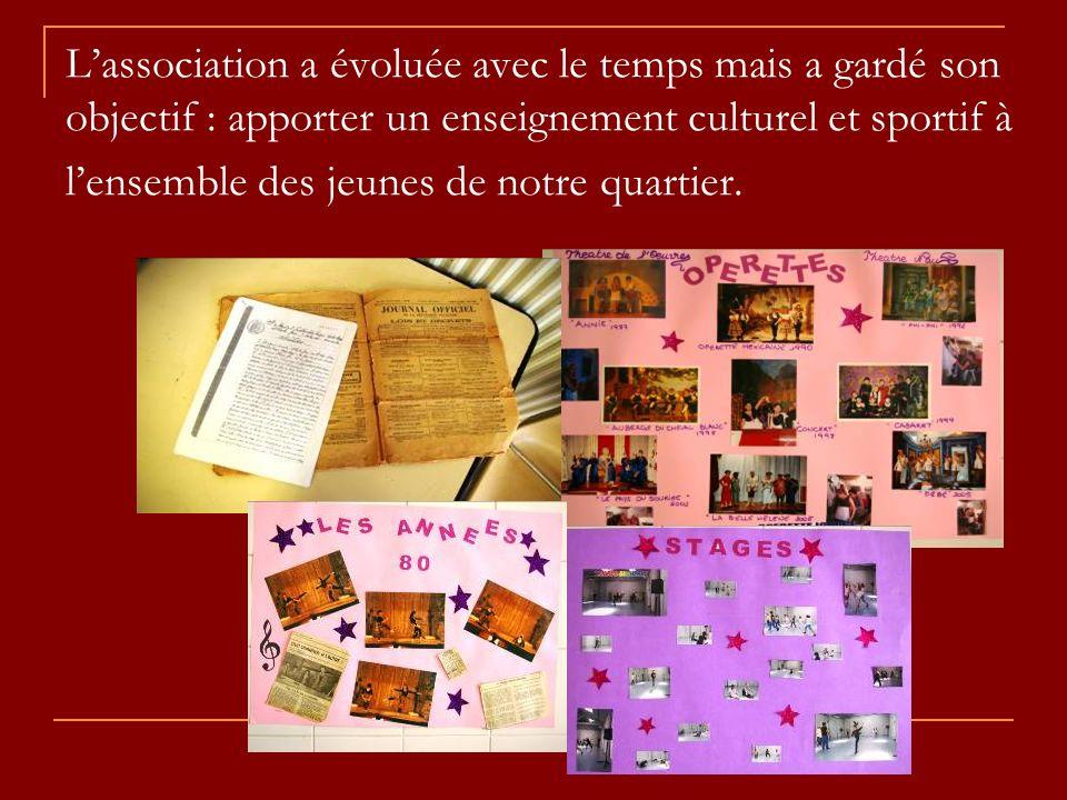 Lassemblée générale des 80 ans Marjorie Carta Présidente des AIL Victor Hugo Hélène – Marjorie – Jeanne - Maria