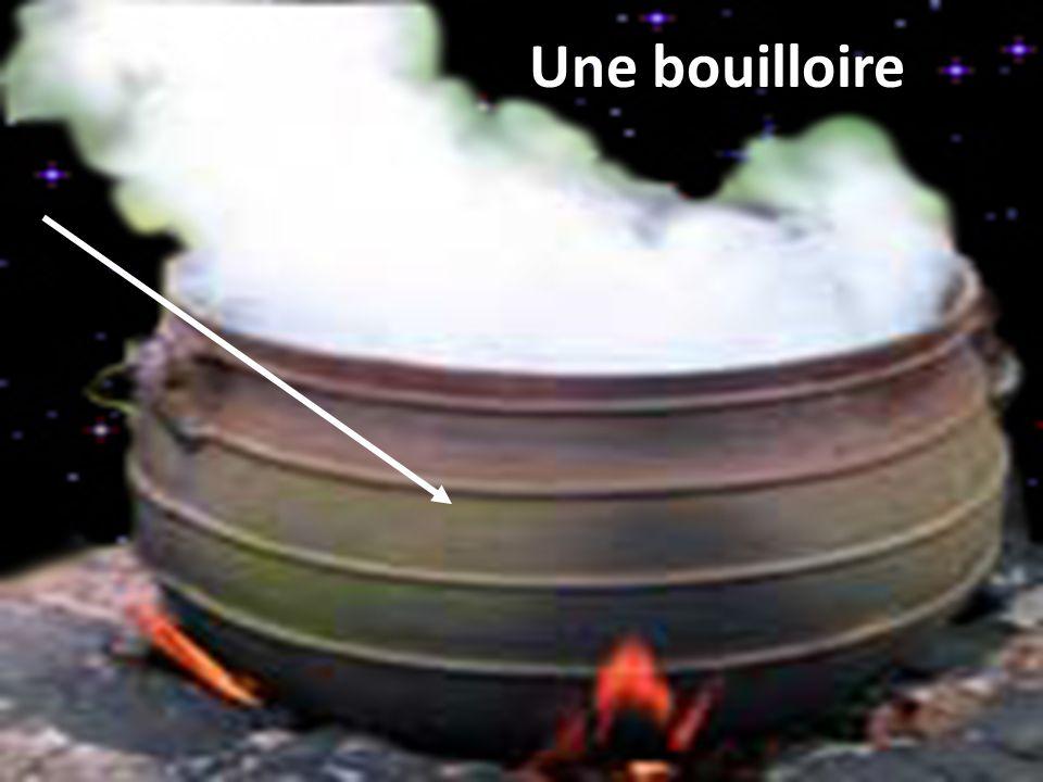 Une bouilloire