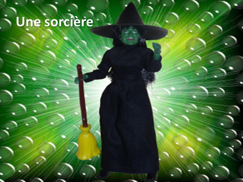 Une sorcière