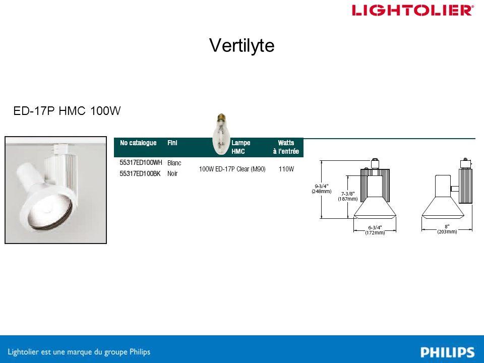 Vertilyte ED-17P HMC 100W