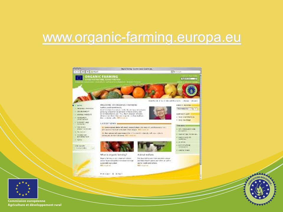 36 www.organic-farming.europa.eu