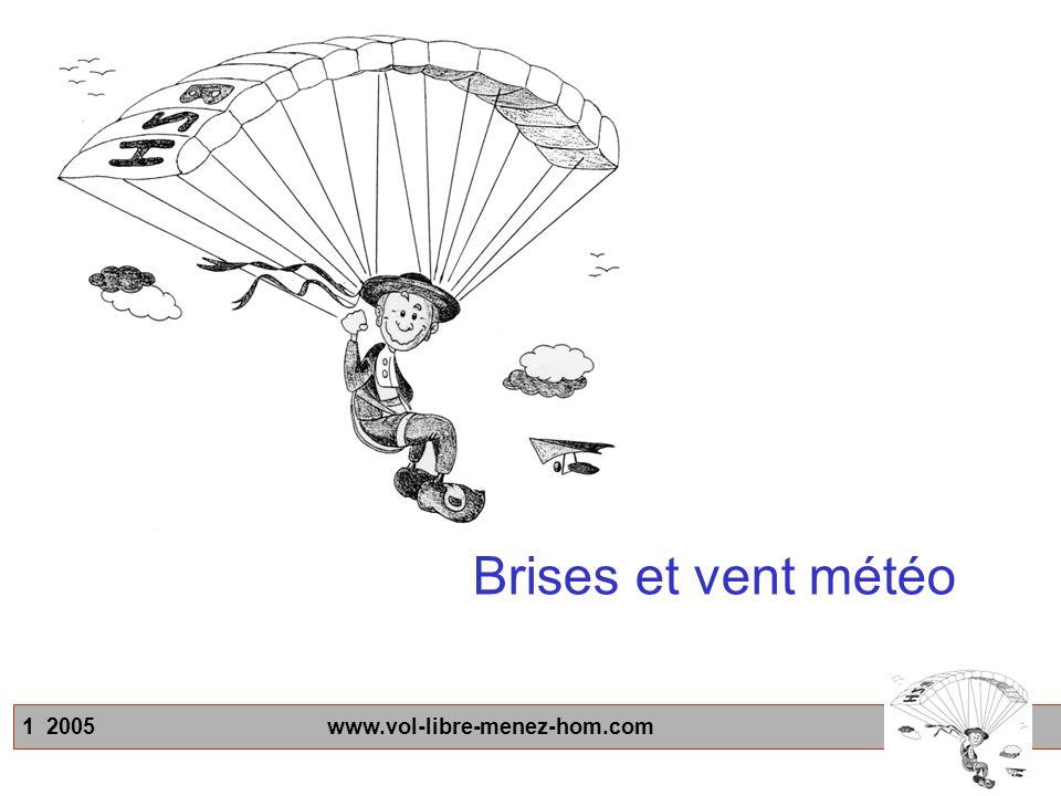1 2005 www.vol-libre-menez-hom.com Brises et vent météo