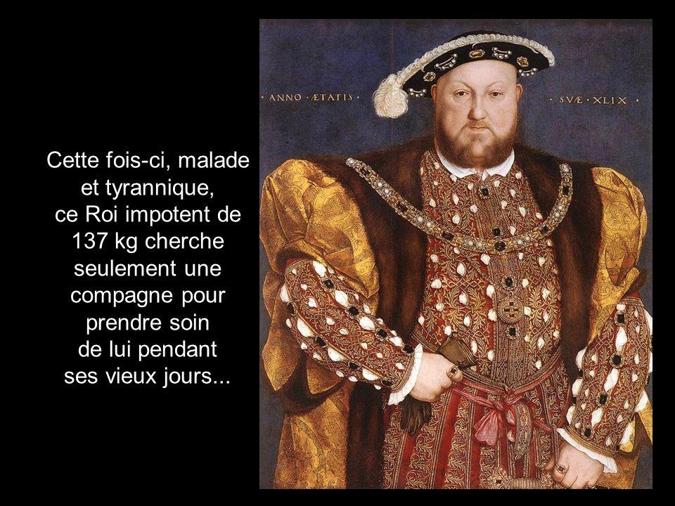 Et voilà le roi sans femme !