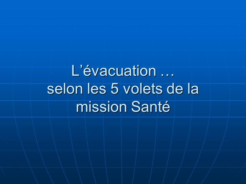 CHRONOLOGIE (SUITE…) Ordre dévacuation donnée à 22h48!!.