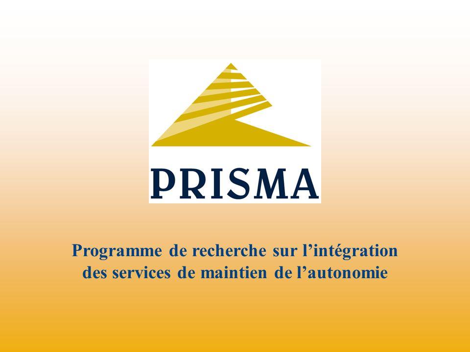 Performance du questionnaire PRISMA-7 Basé sur une étude de 842 sujets de plus de 75 ans vivant à domicile