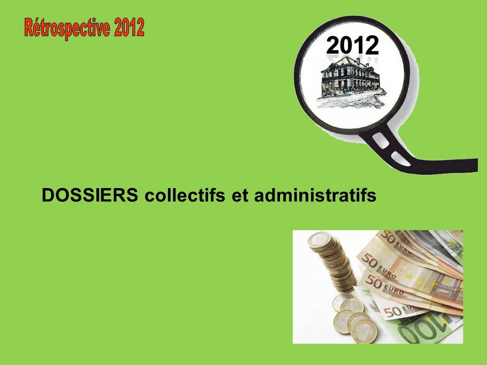 DOSSIERS collectifs et administratifs 2