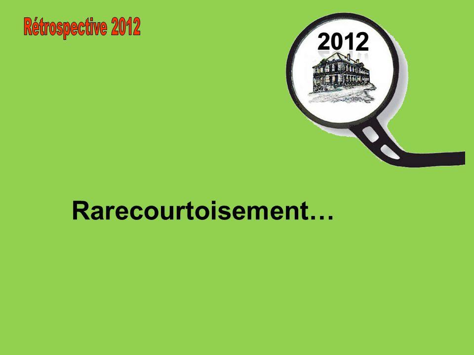 Rarecourtoisement… 2