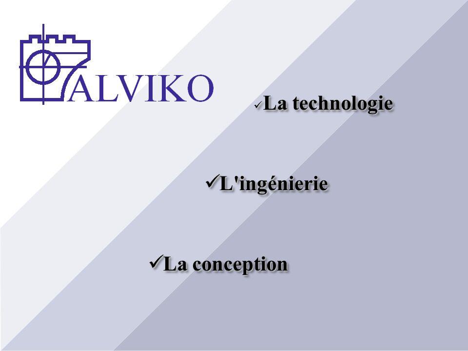 Alviko groupe, qui comprend: Le complexe des usines de production: -Le complexe en béton cellulaire autoclave mousse et béton cellulairedesstructures métalliques.