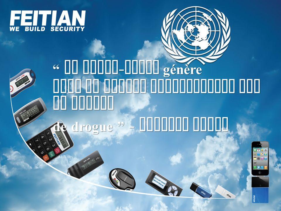 Le cyber - crime génère Le cyber - crime génère Plus de profit annuellement que le trafic de drogue – Nations Unies