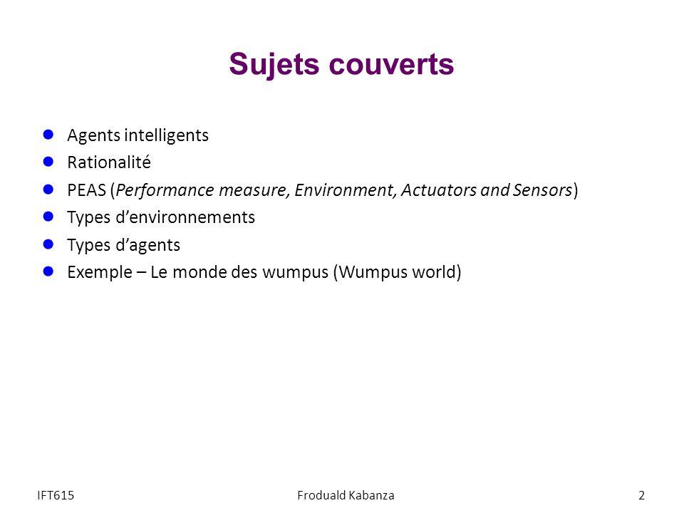 (1) Système daide à la décision au commandement et contrôle; (2) Jeu video F.E.AR; (3) Rover de la NASA; (4) Robot mobile.