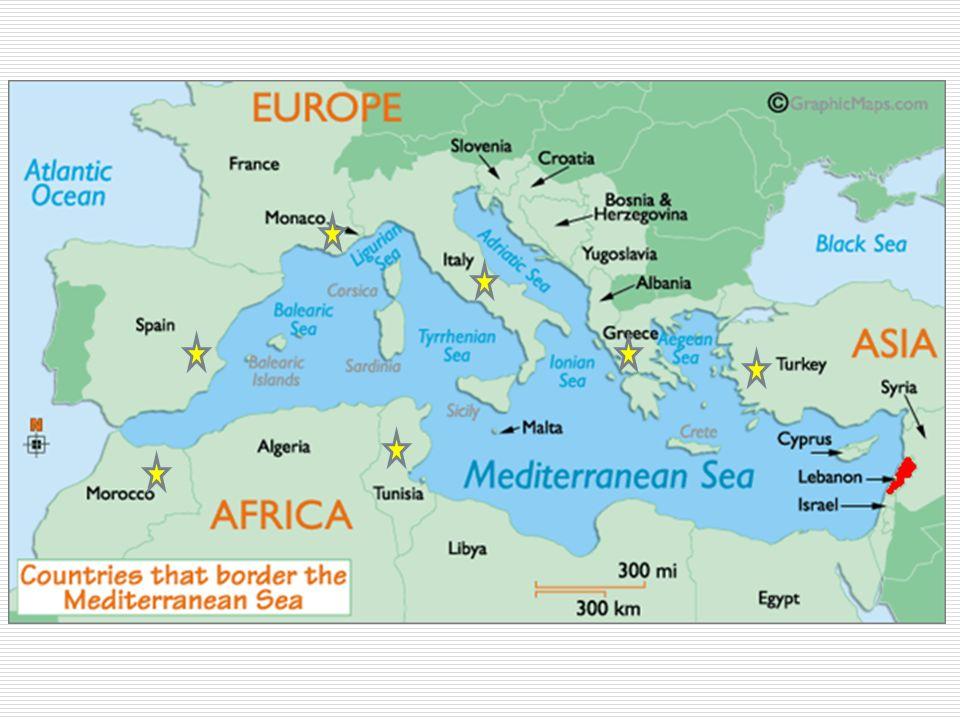 Les Phéniciens fondèrent des comptoirs sur le pourtour méditerranéen, assurant ainsi le ravitaillement des bateaux.le pourtour méditerranéen Chaque saison, ils essayèrent de pousser l aventure encore plus loin jusqu à dépasser les colonnes d Hercule (l actuelle détroit de Gibraltar).