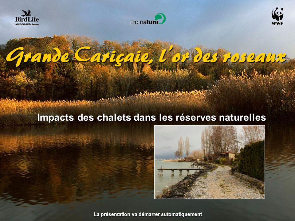 Impacts des chalets dans les réserves naturelles La présentation va démarrer automatiquement
