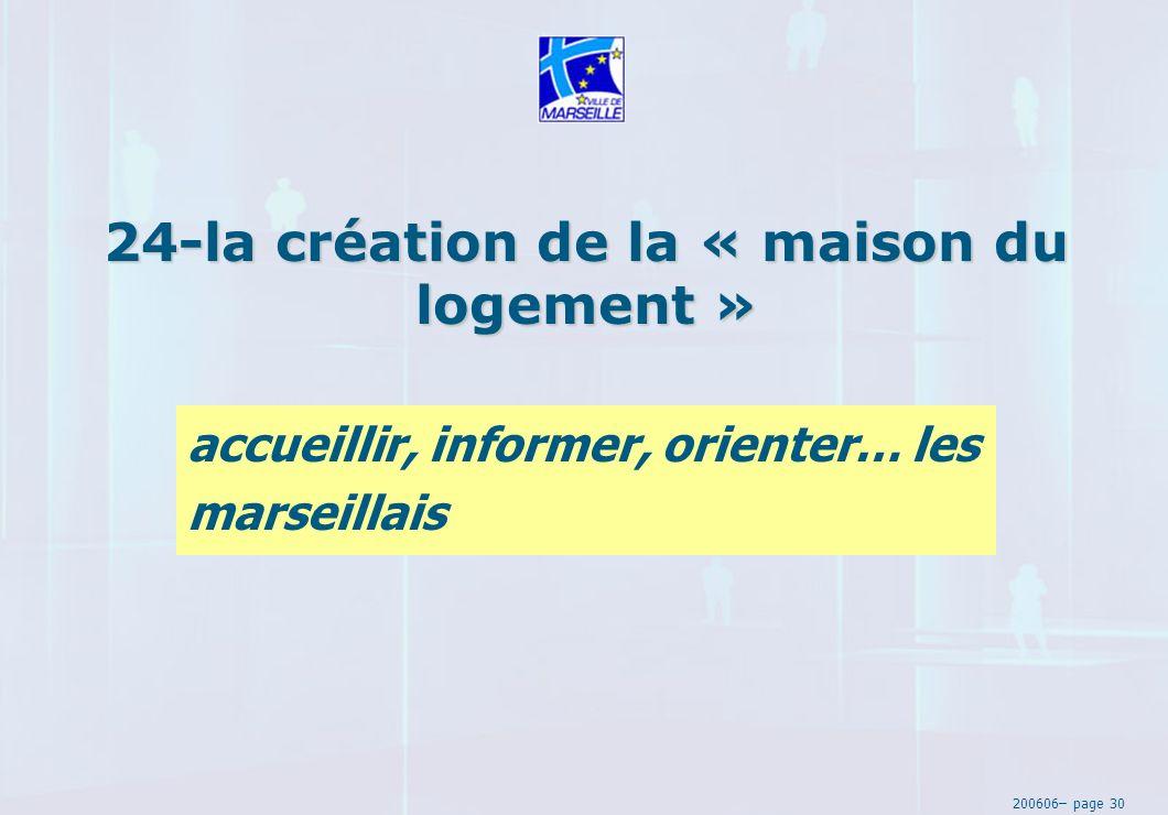 200606– page 30 24-la création de la « maison du logement » accueillir, informer, orienter… les marseillais