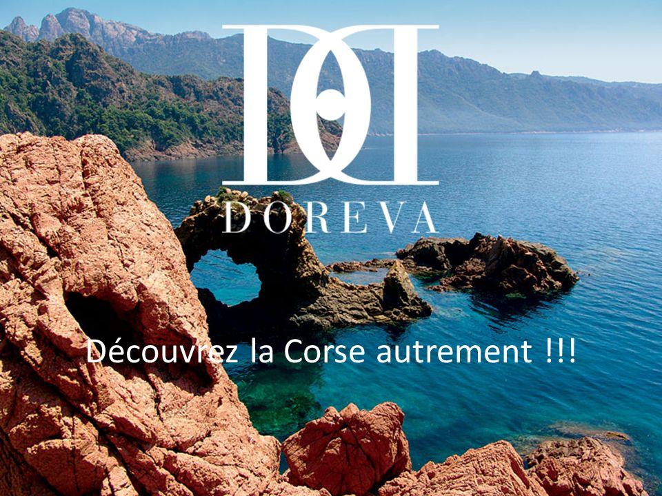 Découvrez la Corse autrement !!!