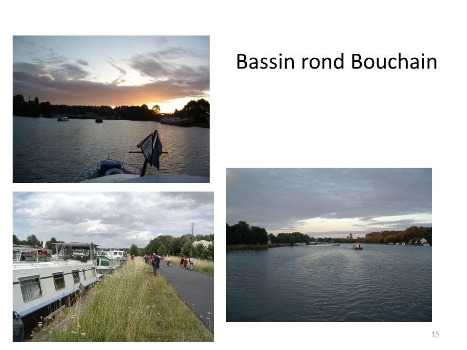Bassin rond Bouchain 15
