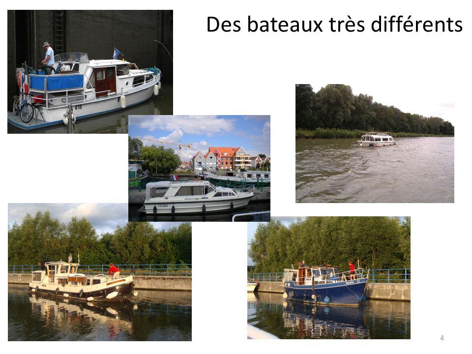 Des bateaux très différents 4