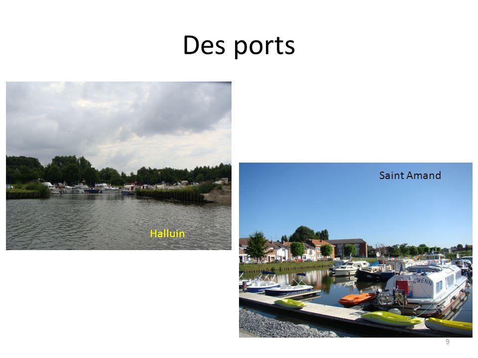Des ports Halluin Saint Amand 9