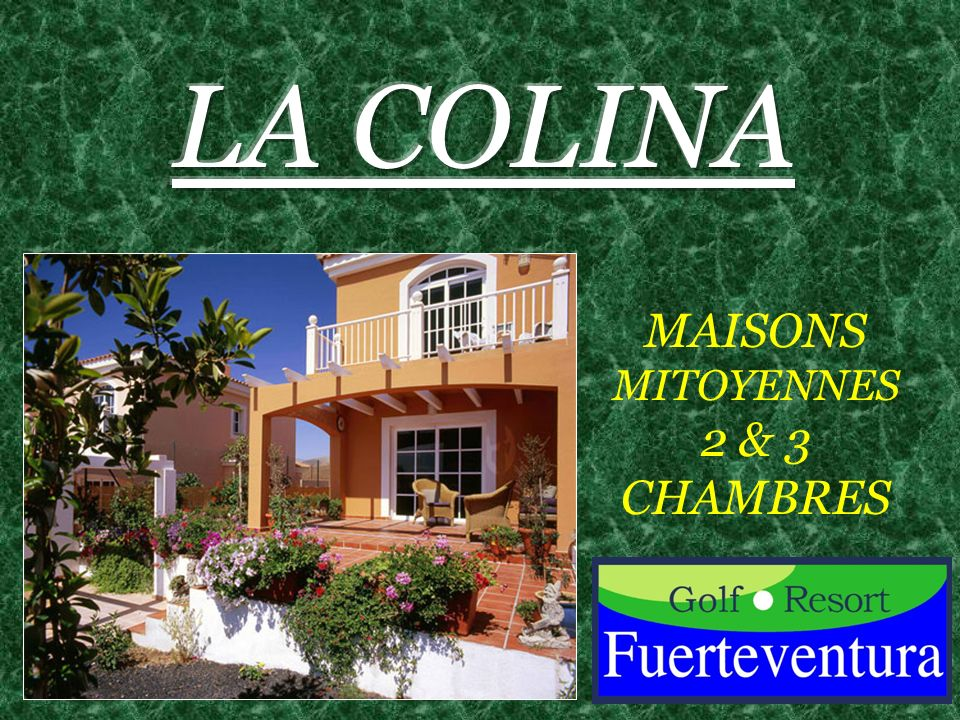 MAISONS MITOYENNES 2 & 3 CHAMBRES