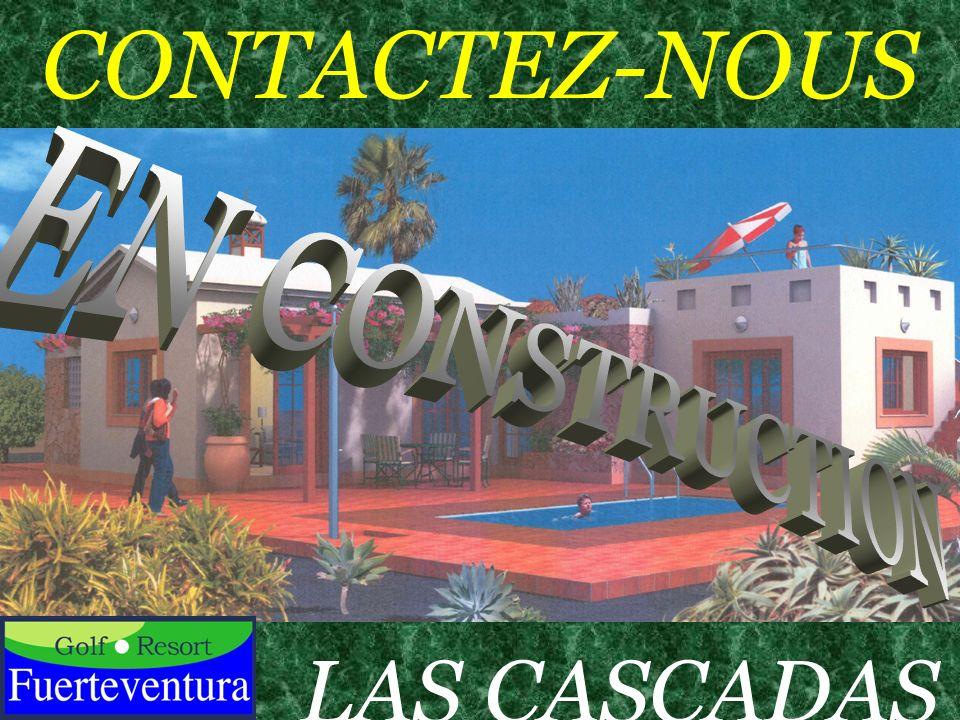 LAS CASCADAS CONTACTEZ-NOUS
