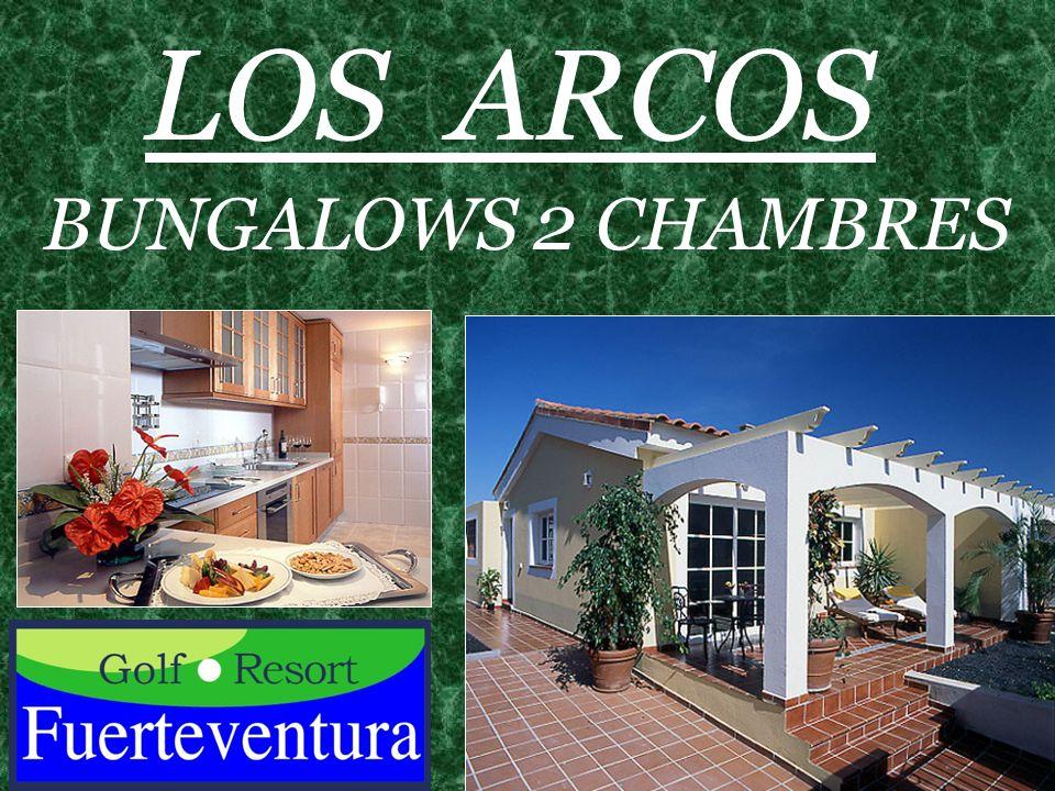 BUNGALOWS 2 CHAMBRES LOS ARCOS