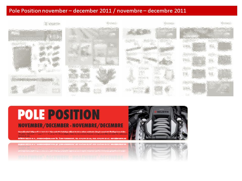 Pole Position november – december 2011 Stofmaskers CM 2000 Stofmasker CM 2000 met ventiel, FFP2, art.