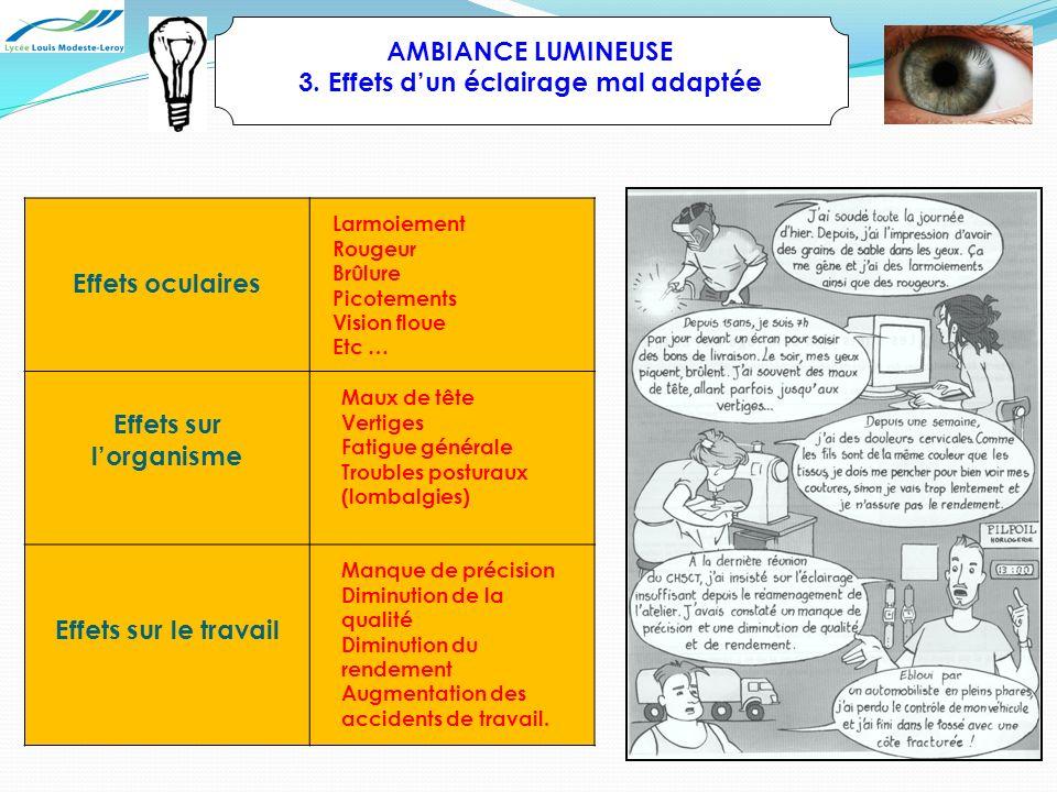 AMBIANCE LUMINEUSE 3.