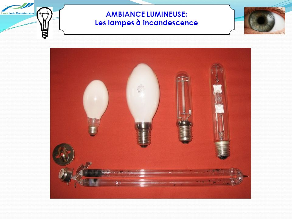 AMBIANCE LUMINEUSE 1.