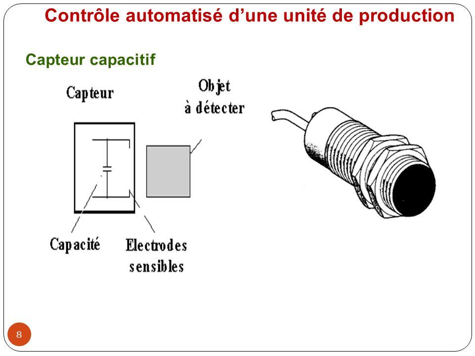 9 Capteur inductif