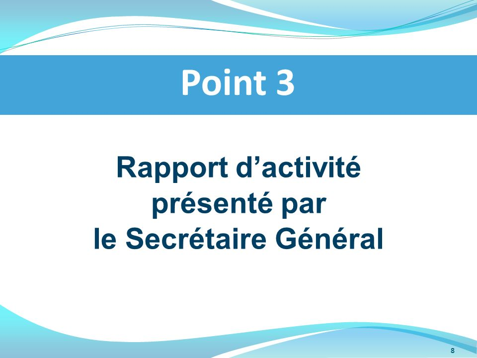 Organisation sportive Point 10 Pour info 59