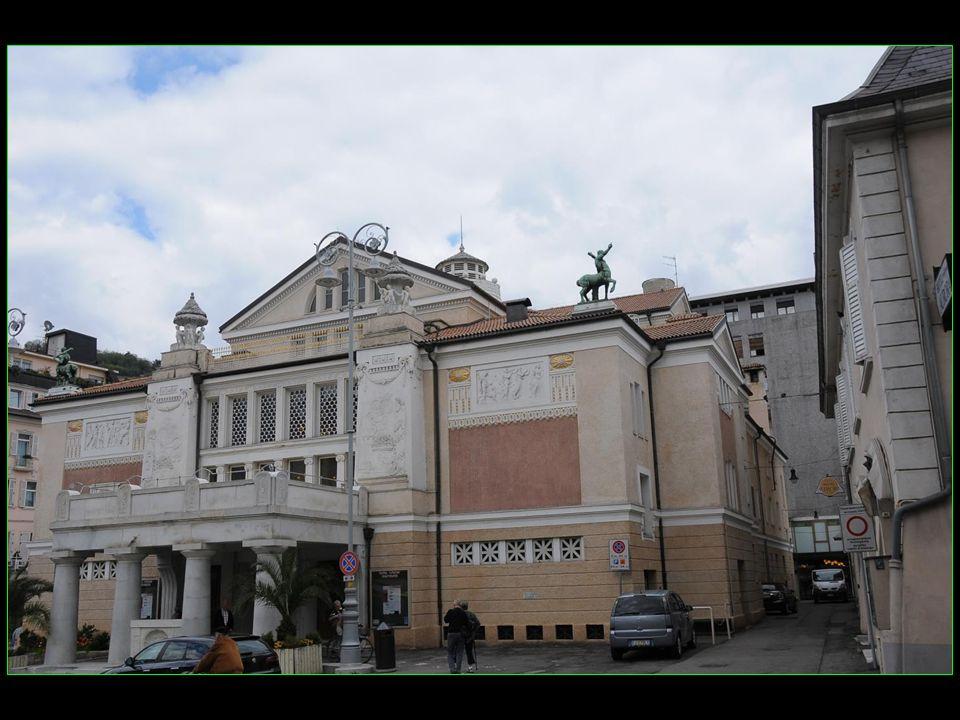 Merano est surtout connue pour être la principale station thermale du Trentin-Haut-Adige