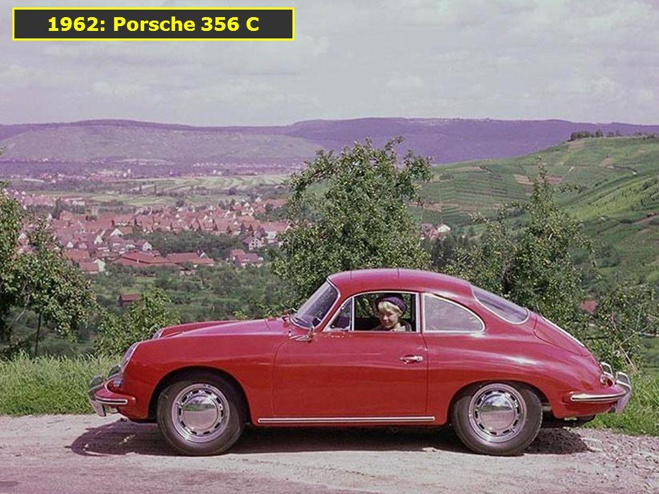 1959: Porsche 356 B