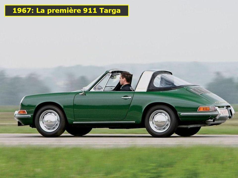 1964: Porsche 911