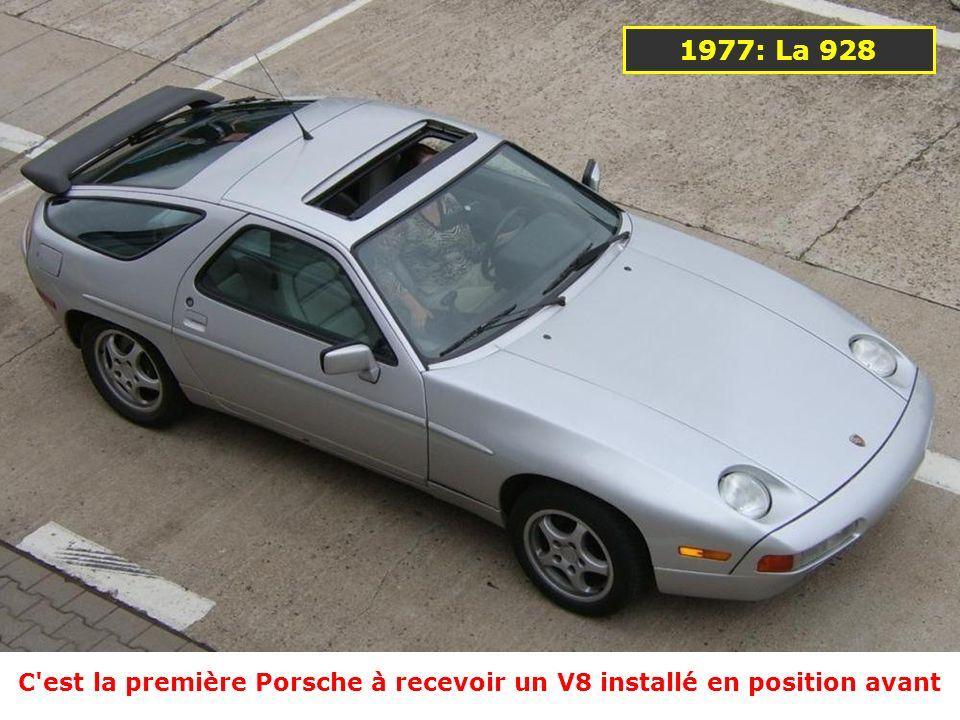 1976: Porsche 924