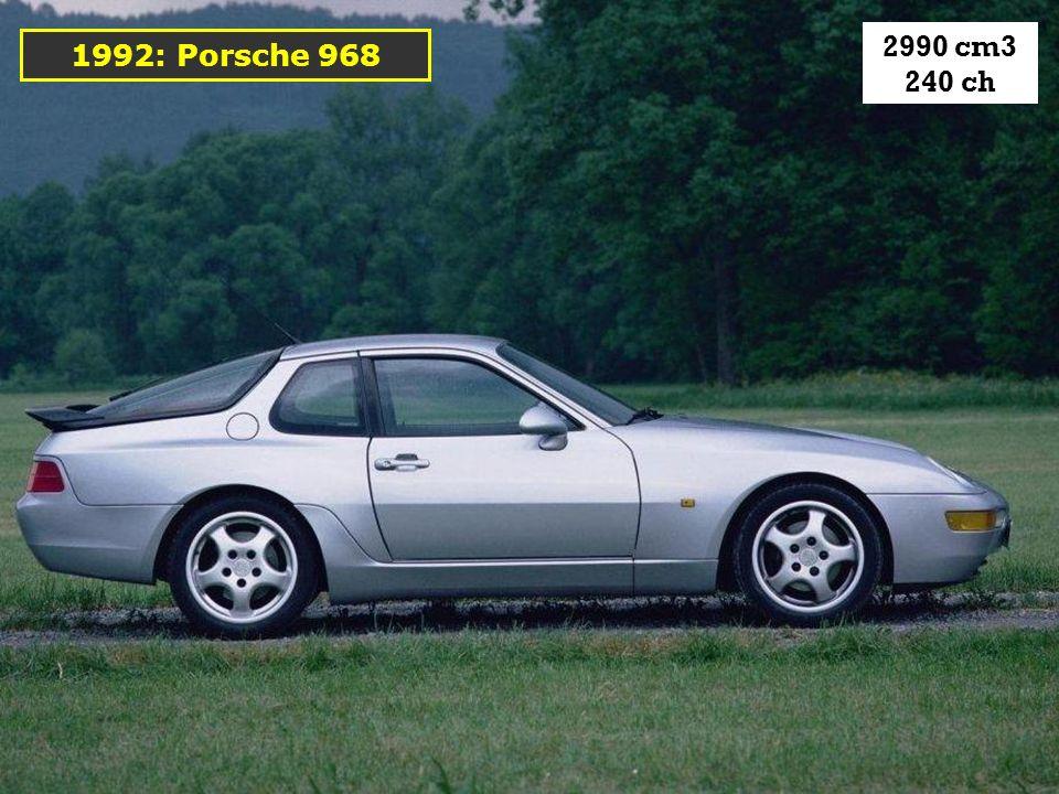 1989: La 911 (964)