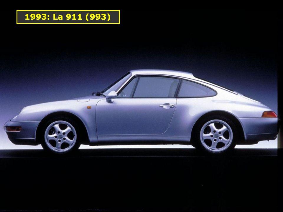 1992: Porsche 968 2990 cm3 240 ch
