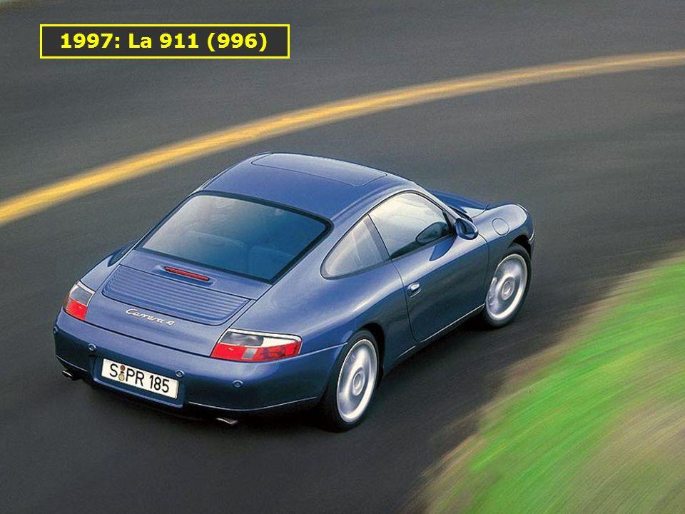 1997: Porsche Boxster
