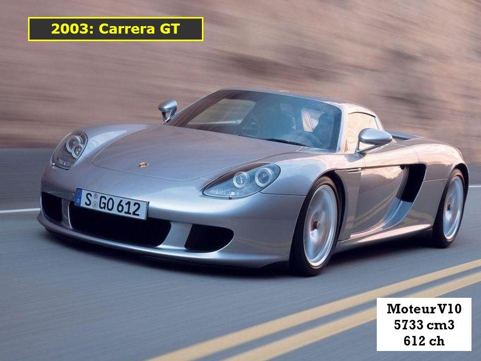 2002: Porsche Cayenne
