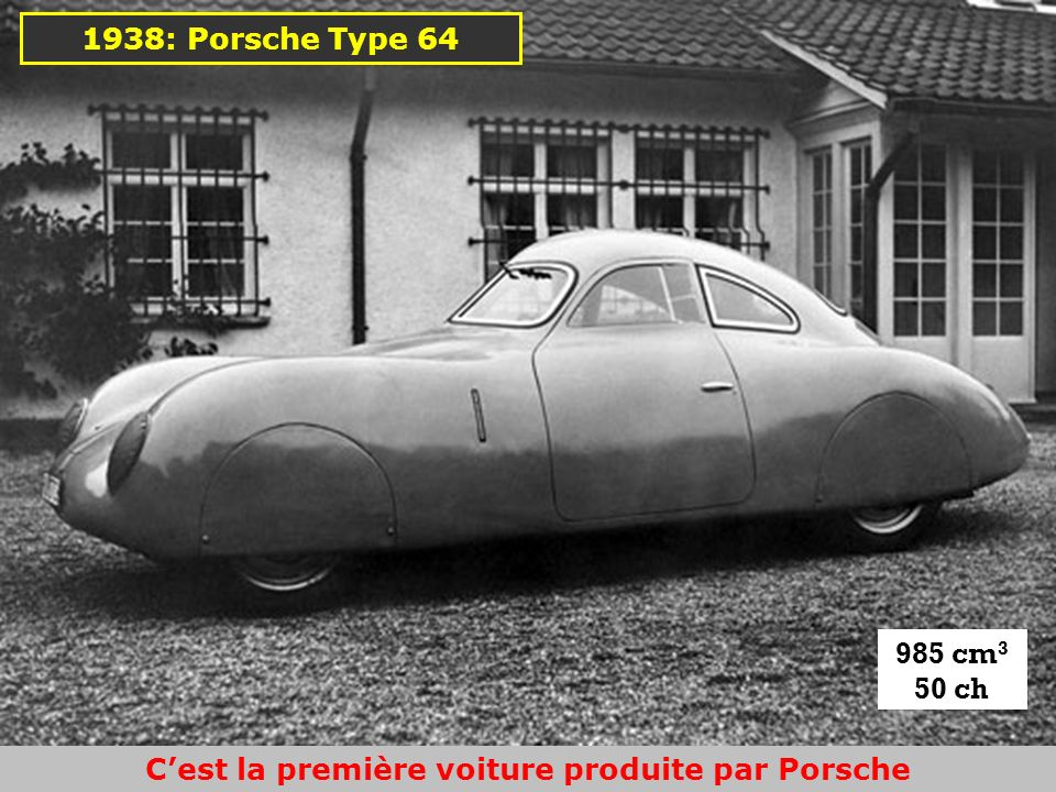 Ferry Porsche (1909-1998)