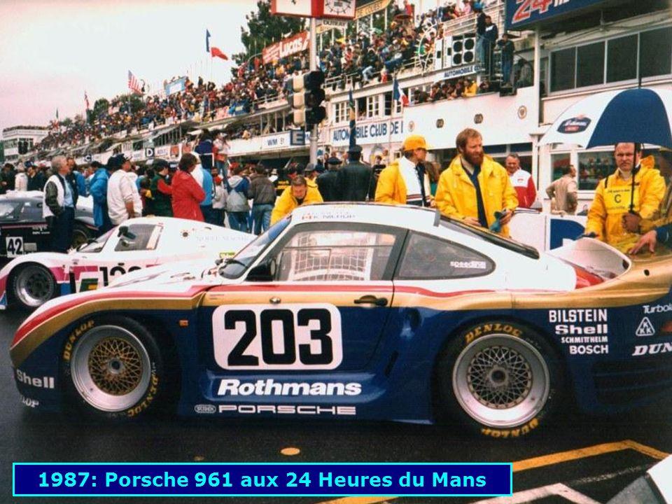 1977: Porsche 936 vainqueur aux 24 Heures du Mans