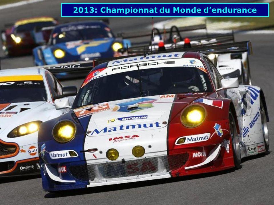 2007: Porsche RS Spyder
