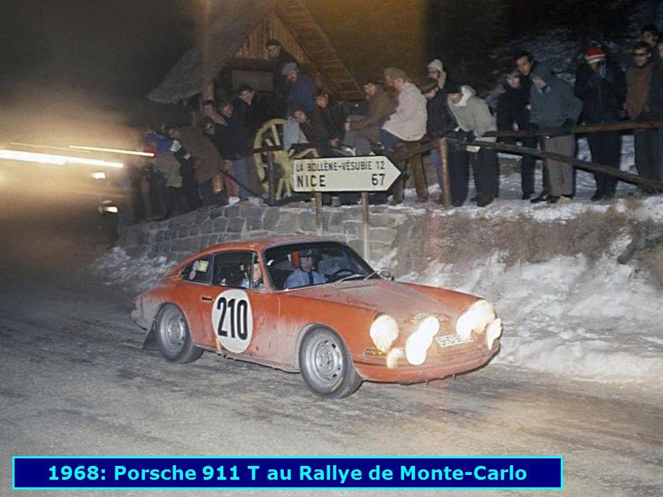 1966: Porsche 906 à la Targa Florio