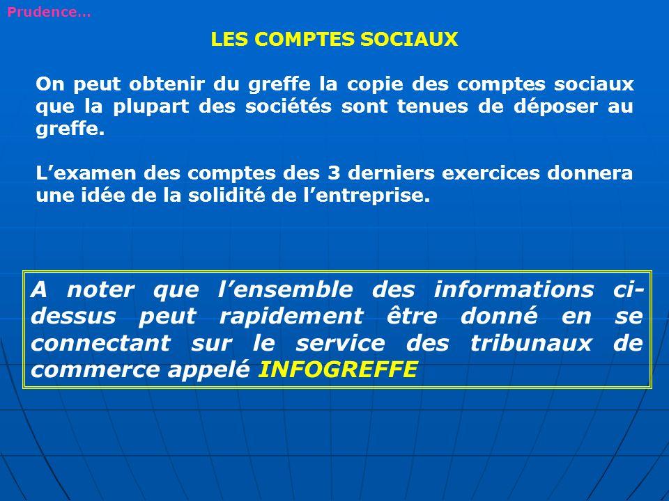 EXEMPLE AVEC INFOGREFFE.FR