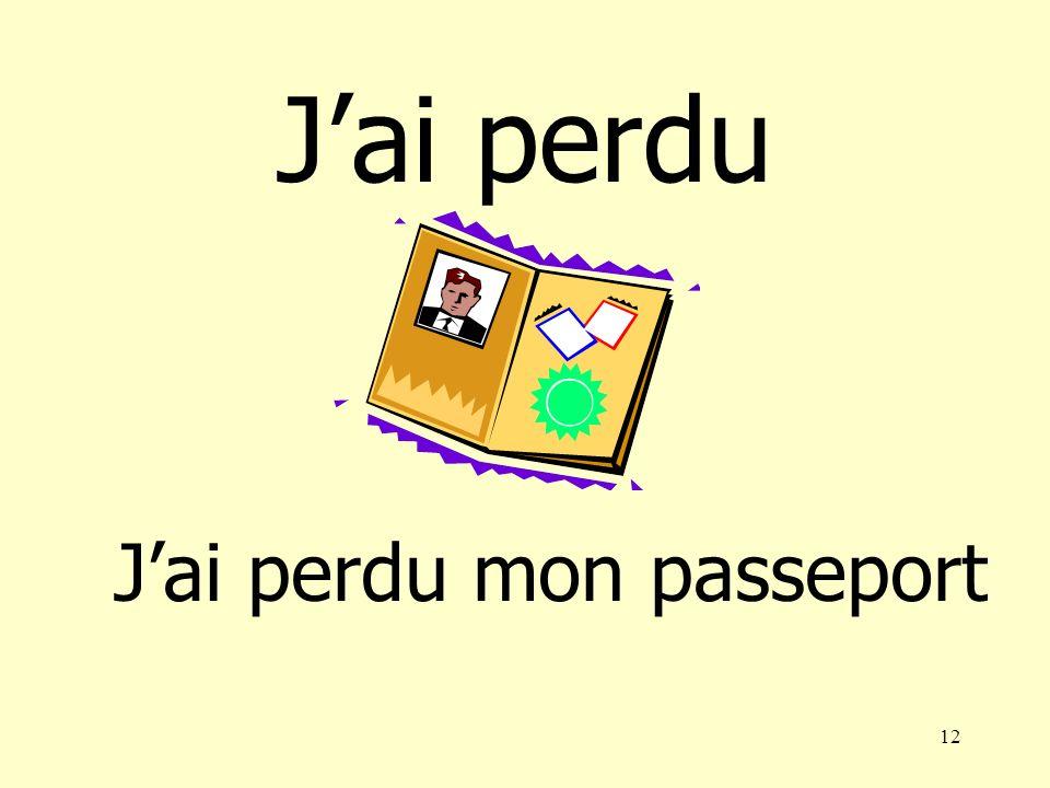11 mon passeport