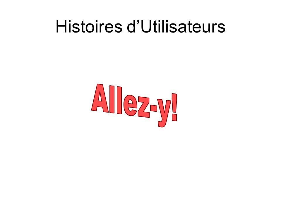 Histoires dUtilisateurs