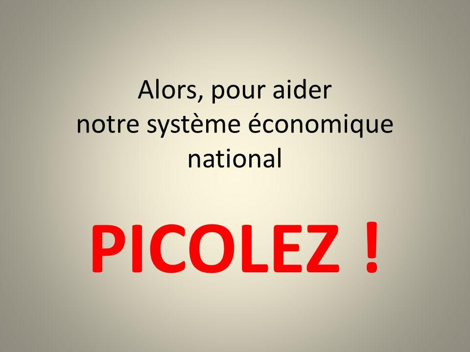 PICOLEZ !