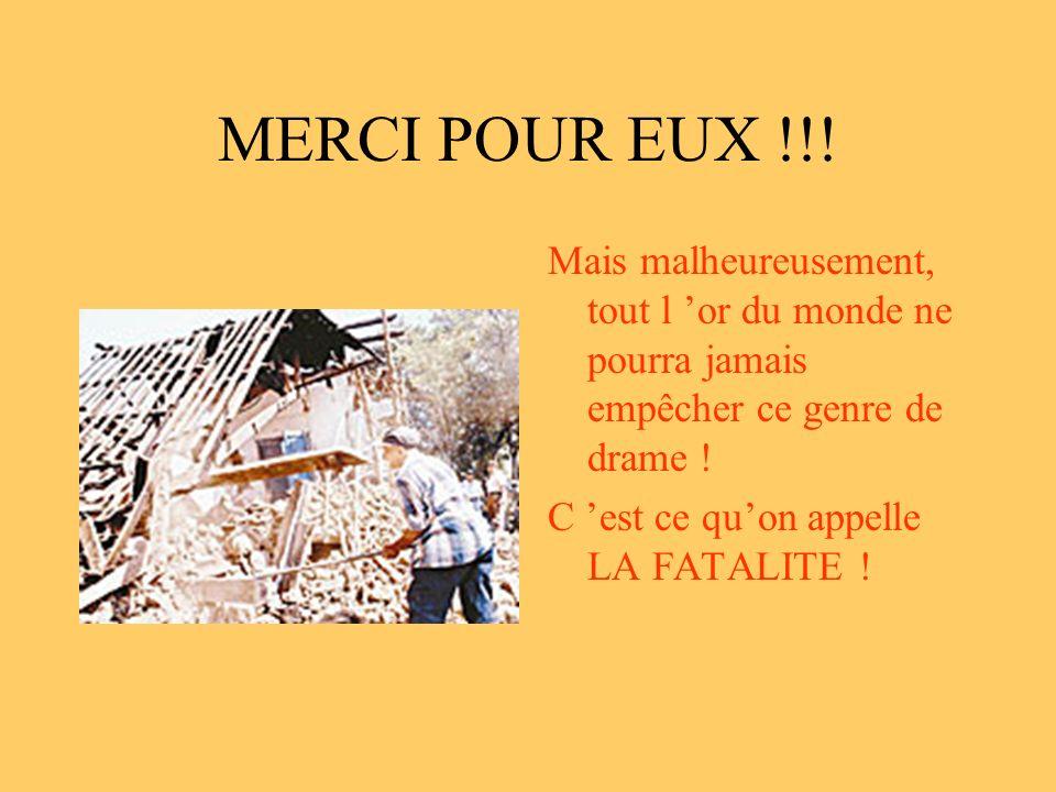 MERCI POUR EUX !!.